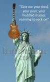 Statue of Liberty Les Paul thumbnail